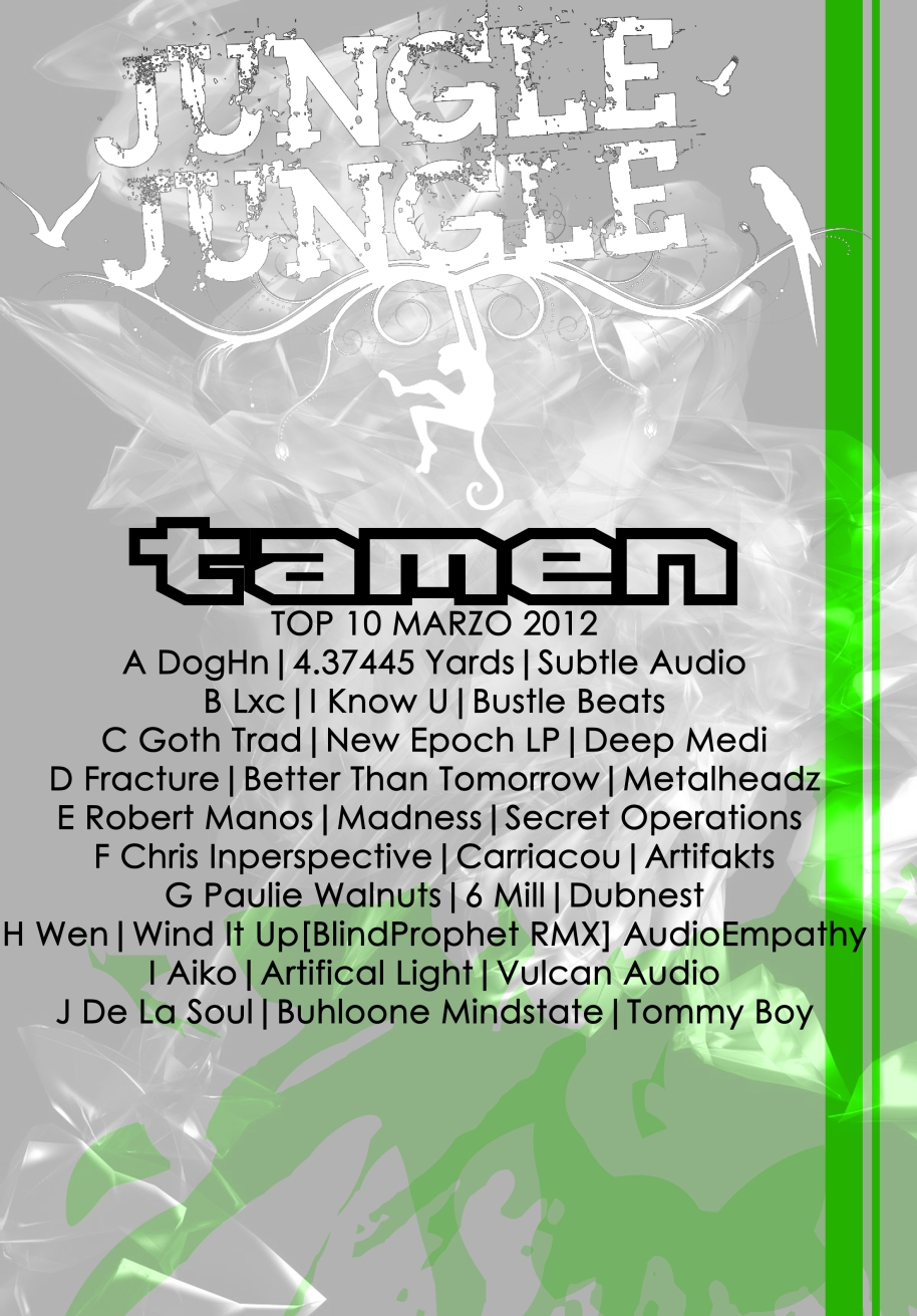 tamen MARCH TOP 10